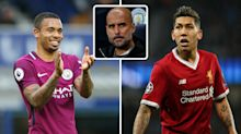 Why Gabriel Jesus should follow Roberto Firmino's blueprint as Manchester City seek to find Sergio Aguero's long-term successor