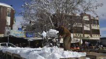 Deadly snow storm hits Afghanistan, Pakistan