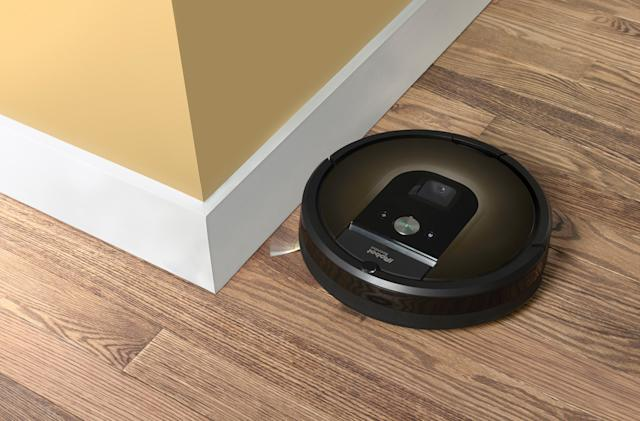 Roomba robotic vacuums now follow IFTTT instructions