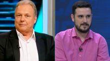 Renato Maurício Prado troca 'farpas' com Raphael Rezende na web