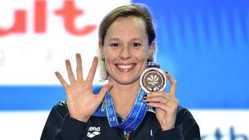 """Federica Pellegrini: """"Contenta per la mia 50esima medaglia"""""""