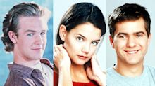 'Dawson's Creek' and 4 more great teen TV love triangles: Which couples get your vote?
