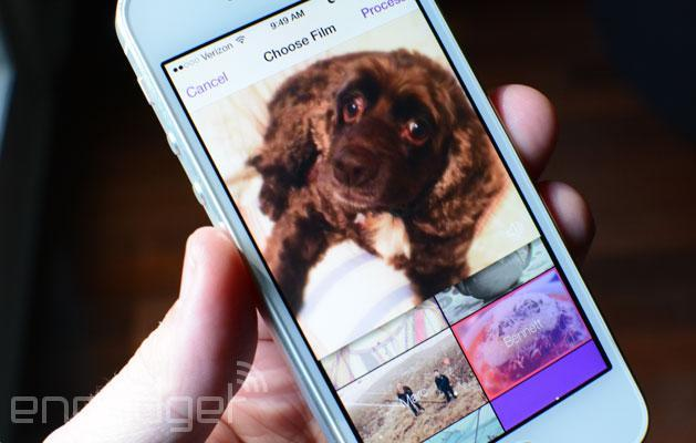 Hipstamatic brings its retro filter editing to video with Cinamatic