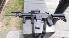 Police at Ottawa airport can now carry carbine rifles