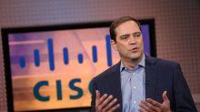 Cisco drops despite earnings beat