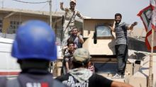 Iraqi forces battle toward heart of Mosul's Old City