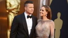 Brad Pitt and Angelina Jolie are Married: AP
