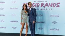 El minivestido que lució Pilar Rubio en la premiere de 'El corazón de Sergio Ramos'