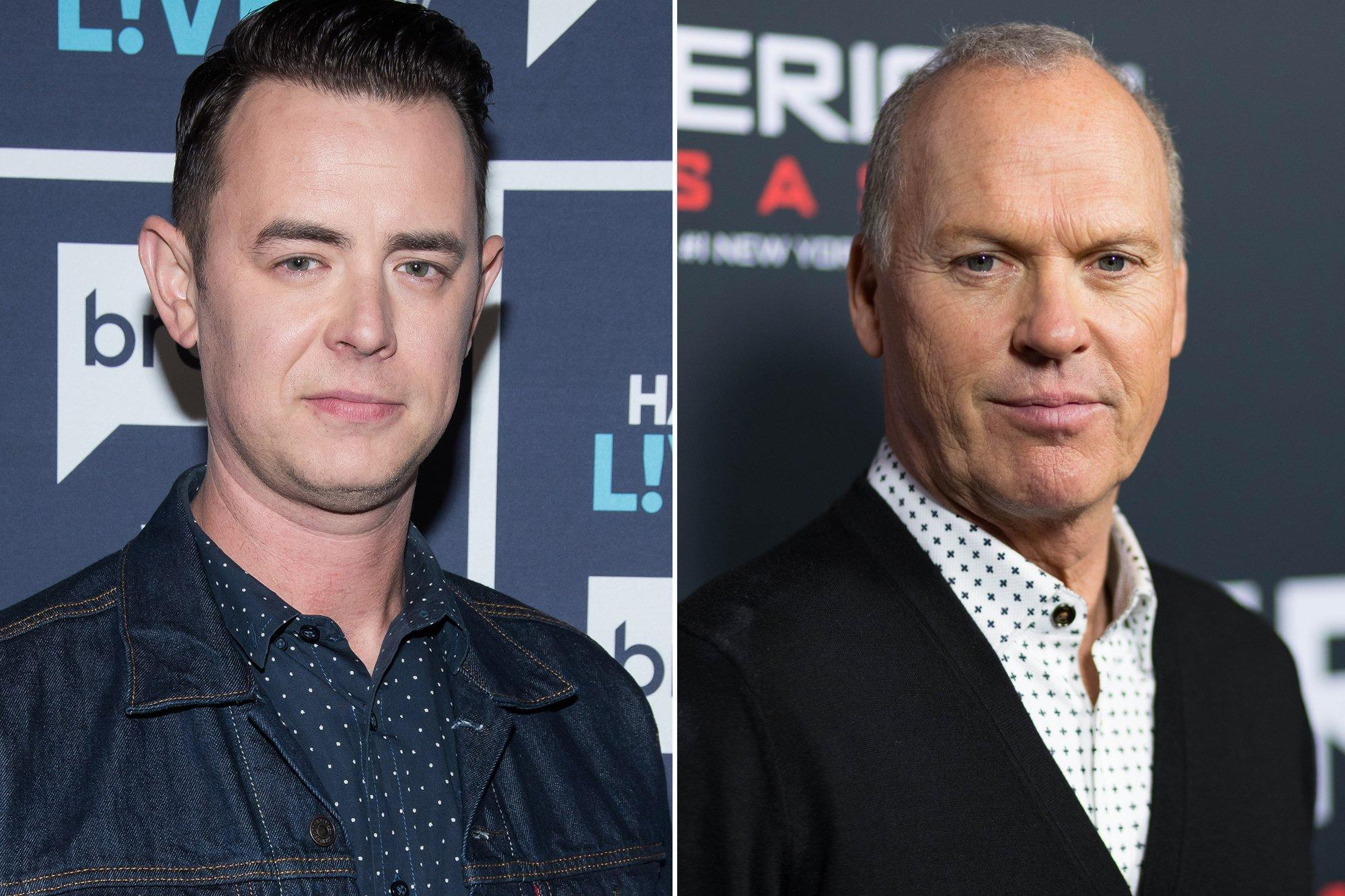 Colin Hanks says 'Happy Father...