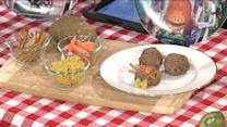 `Cloudy With a Chance of Meatballs` Inspired Recipes