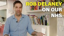 Labour Rob Delaney Video Hits More Than 10 Million Views As Party Steps Up Digital Campaign
