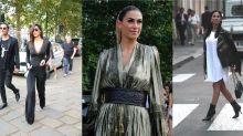 Settimana della Moda di Milano, una sfilata di VIP