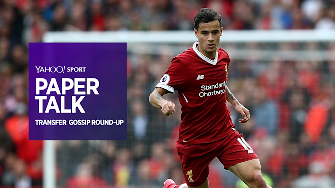 Paper Talk: Barca confirm deals for Coutinho and Dembele deals are nearly complete