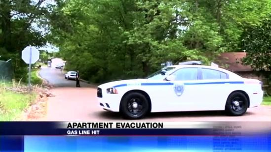 Apartment Evacuation