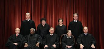 How the Supreme Court operates when a justice dies