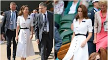 10 veces que Kate Middleton triunfó vestida de blanco