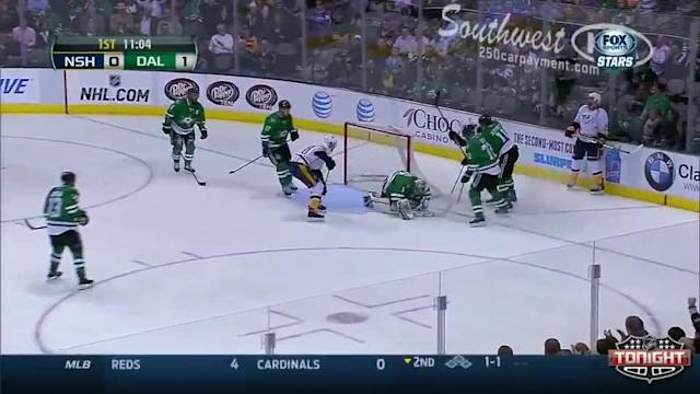 Nashville Predators at Dallas Stars - 04/08/2014