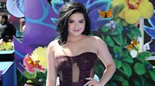Ariel Winter Wears See-Through (and Skin-Tight) Mini-Dress to Smurfs: The Lost Village Premiere