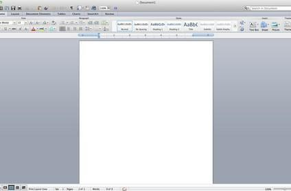 Reduce visual clutter in Microsoft Word