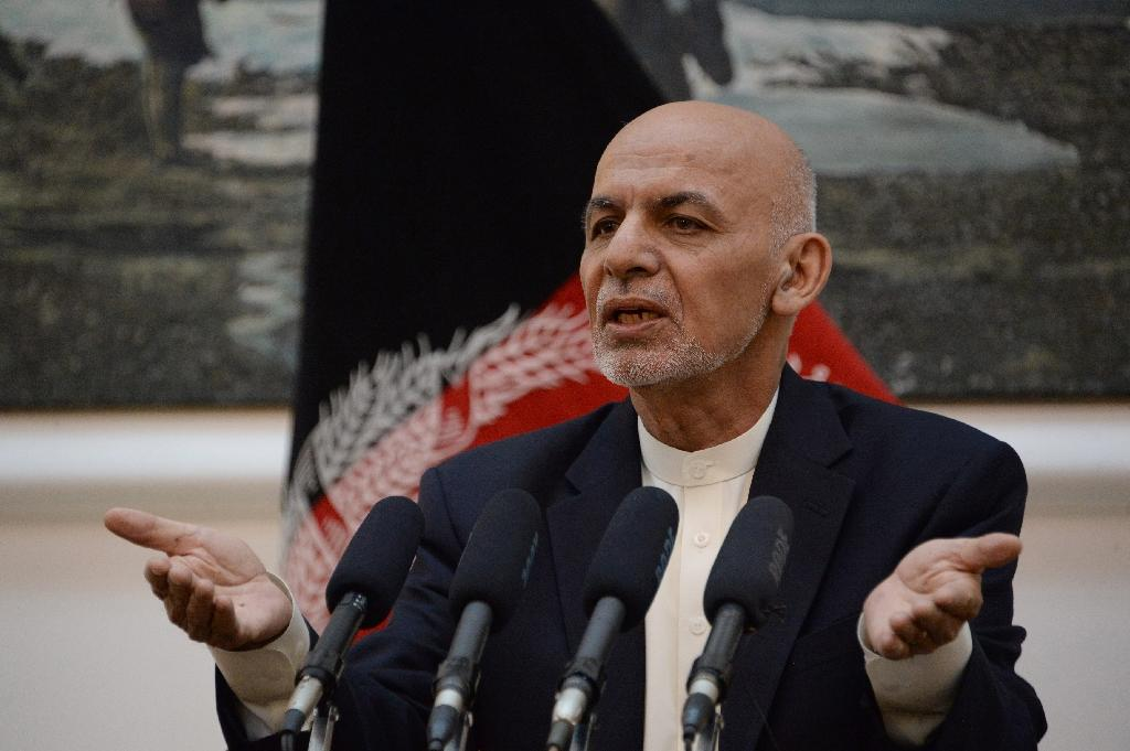 """Russia said Afghan leader Ashraf Ghani had """"in principle"""" supported the idea of peace talks but Afghanistan needed time to develop a """"consolidated"""" position"""