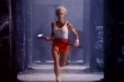 """31 years ago, Apple's iconic """"1984"""" ad was broadcast nationally"""