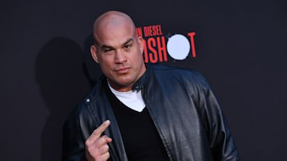 Chalk up another controversy for Tito Ortiz