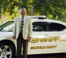 Sheriff indicted for plotting to kill deputy who had tape of his 'racially offensive' remarks