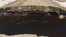 Flood damage to roads, culverts estimated in the millions in southwestern Manitoba