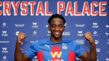 Crystal Palace complete signing of Jean-Philippe Mateta from Mainz 05