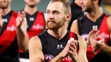 Essendon player in hot water over 'Karate Kid' move