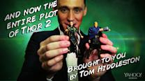"""Thor 2"" Action Figure Flashback"