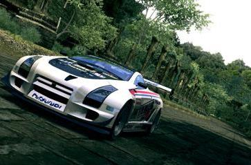 First PS3 Ridge Racer 7 screens surface