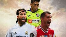 Sergio Ramos dan 4 Pemain Paling Keji di Lapangan Hijau, Aksi Kasarnya Bikin Sebel
