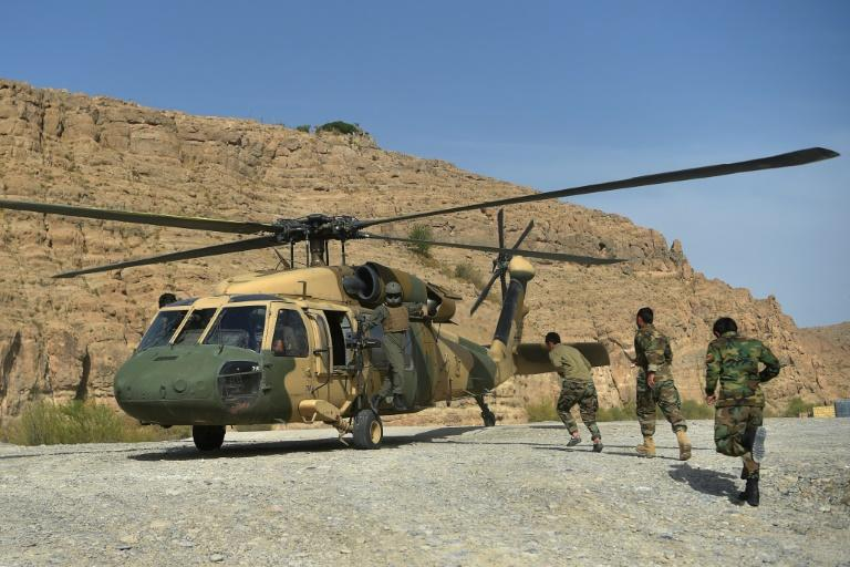 Afghan lawmakers voice alarm on air force as US withdrawal nears