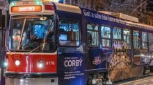 Corby is getting Toronto home safe this New Year's Eve - the TTC is free all night!