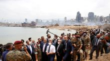 Exclusive: France sends reform roadmap to crisis-ridden Lebanon
