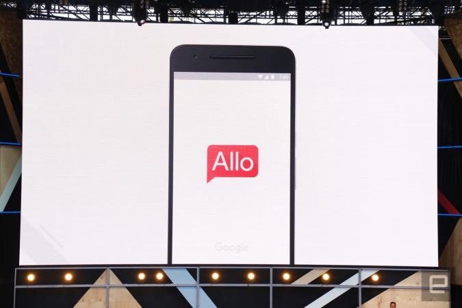 Google I/O: Neuer Messenger Allo