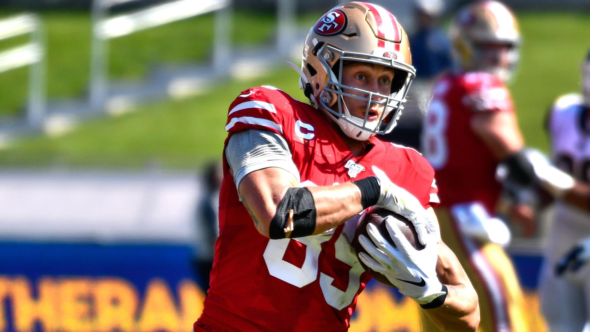 Why Rob Gronkowski Believes 49ers George Kittle Is Nfl S