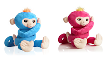 Holiday's hottest toy? Fingerlings are back with 'super duper soft' monkey that hugs, kisses, and, um, farts