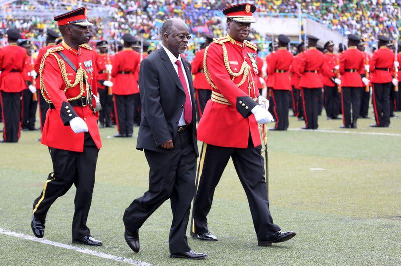 Zimbabwean Deputy Minister Mocks Tanzania For Its Coronavirus Response