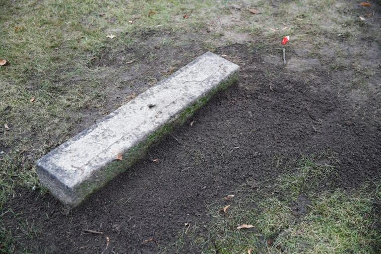 Grave of Nazi Heydrich dug up in Berlin