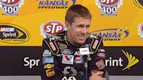 Press Pass: Edwards On Front Row For STP 400