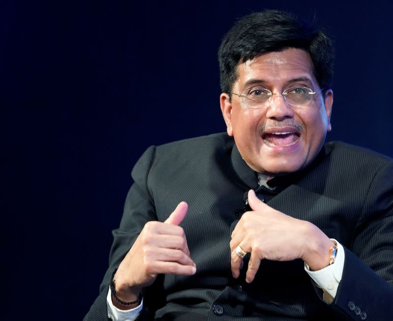 Commerce Minister Piyush Goyal says India has not put curbs on imports from Malaysia, Turkey