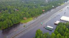 NC road closures and reopenings: I-40, I-95 affected by Florence
