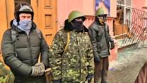 Protesters could face state of emergency in Ukraine