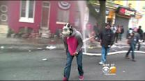 Around 200 Arrested In Baltimore Protests, Riots