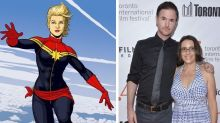 Captain Marvel enlists directorial duo Anna Boden and Ryan Fleck