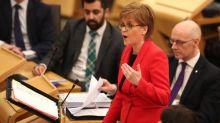 Nicola Sturgeon to decide whether to save unlawful Brexit bill