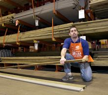 Home Depot Q1 sales and profits lifted by skyrocketing inflation
