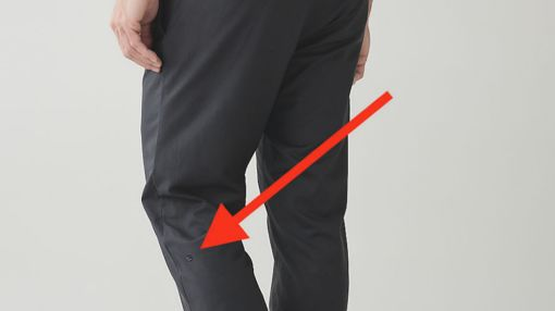 Wall Street man loves his Lululemon pants, but there's one tiny problem